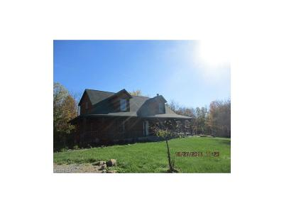 Single Family Home For Sale: 15772 Cleveland East Liverpool Rd
