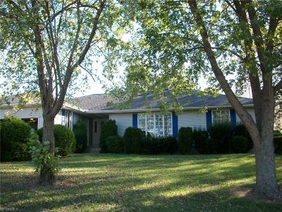 Brunswick Single Family Home For Sale: 1163 Marks Rd