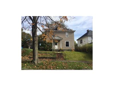 Guernsey County Single Family Home For Sale: 422 North 9th