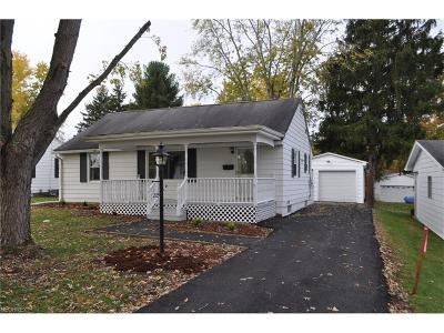 Muskingum County Single Family Home For Sale: 2129 Tannehill St