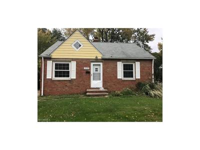 Wickliffe Single Family Home For Sale: 29423 Ridge Rd