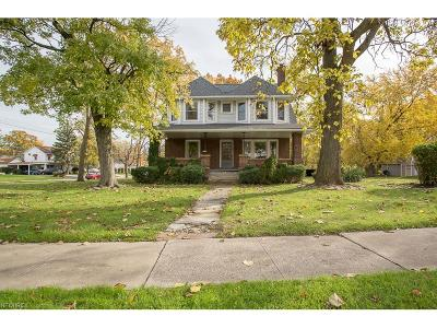 Independence Single Family Home For Sale: 6895 Brecksville Rd