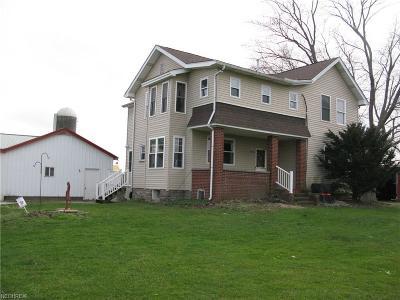 Ashtabula County Single Family Home For Sale: 5920 South Windsor Rd
