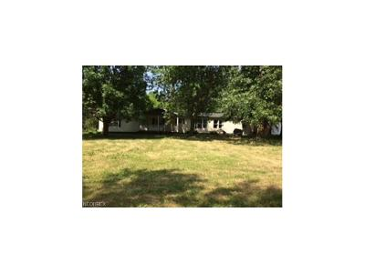 Geneva Single Family Home For Sale: 3170 South Myers Rd