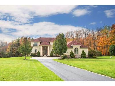 Geauga County Single Family Home For Sale: 11785 Ascot Ln
