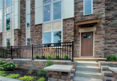 Shaker Heights Condo/Townhouse For Sale: 3198 Van Aken Blvd #A