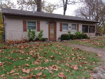 Morgan County Single Family Home For Sale: 6353 North State Route 60 Northwest