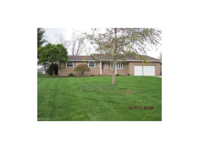 Single Family Home For Sale: 11673 Meadowlane Ave Northwest