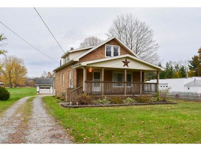 Single Family Home For Sale: 4748 Bayard St