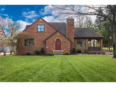 North Olmsted Single Family Home For Sale: 25717 Butternut Ridge Rd