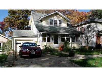 Muskingum County Single Family Home For Sale: 1839 Norwood Blvd