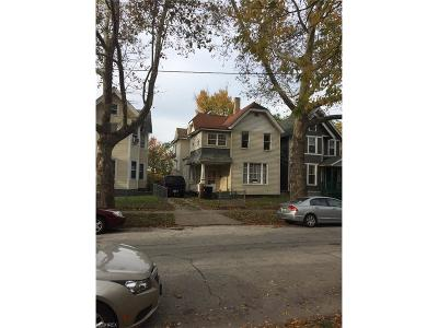 Cleveland Single Family Home For Sale: 1570 East 47th St