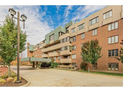 Lyndhurst Condo/Townhouse For Sale: 5200 Three Village Dr #1K