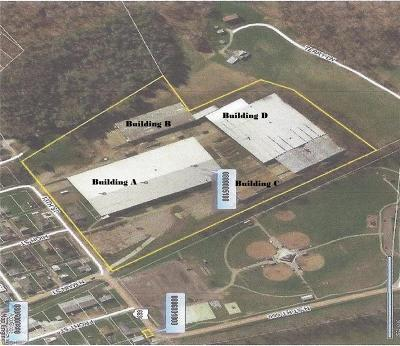 Morgan County Commercial For Sale: 210 13th St