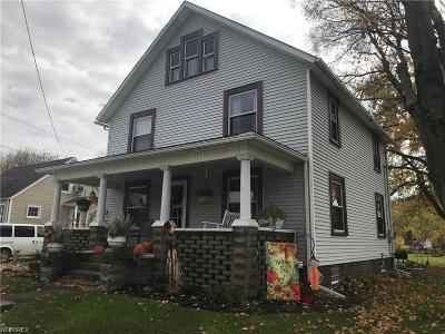 Single Family Home For Sale: 11100 Lincoln St Southeast