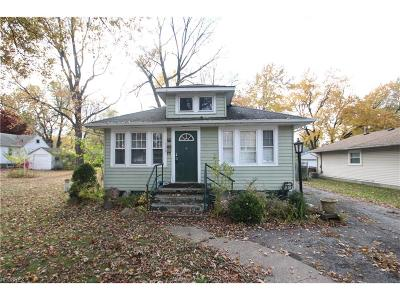 Painesville Single Family Home For Sale: 955 North State St