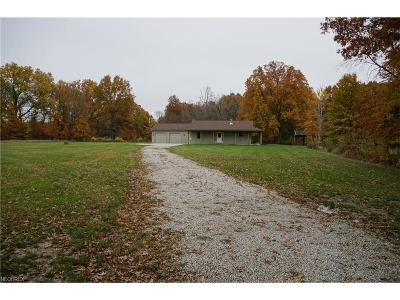 Single Family Home For Sale: 14900 German Church Rd