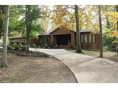 North Royalton Single Family Home For Sale: 5227 Wiltshire Rd