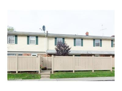 Mentor Condo/Townhouse For Sale: 7970 Mentor Ave #I07