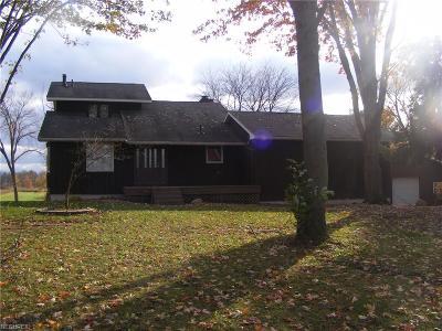 Litchfield Single Family Home For Sale: 10298 Jones Rd