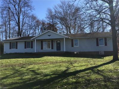 Apple Creek Single Family Home For Sale: 11301 Hackett Rd