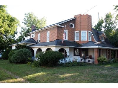 Seville Single Family Home For Sale: 47 West Main St