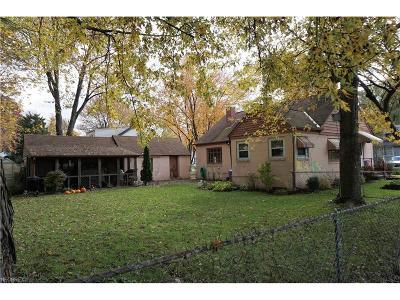 Eastlake Single Family Home For Sale: 35716 Matoma Blvd