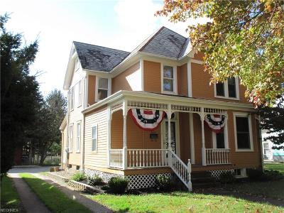 Marietta Single Family Home For Sale: 803 Third St