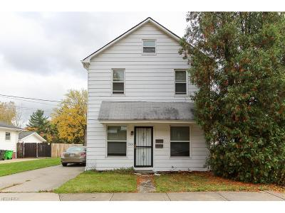 South Euclid Multi Family Home For Sale: 1395 Francis Ct