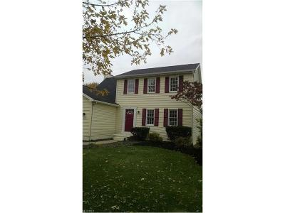 Youngstown Single Family Home For Sale: 1266 Signature Dr