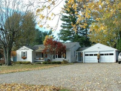 Muskingum County Single Family Home For Sale: 3045 Adamsville Rd.