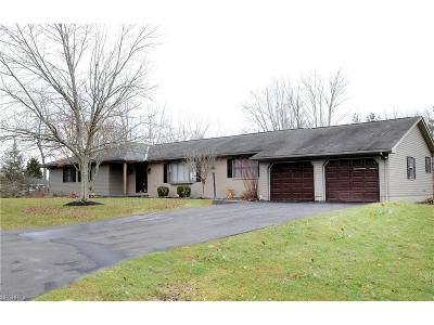 Muskingum County Single Family Home For Sale: 10700 Belle Dr