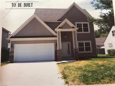 Madison Single Family Home For Sale: V/L Norton Dr