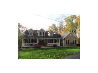 Single Family Home For Sale: 12533 Cleveland Ave Northwest