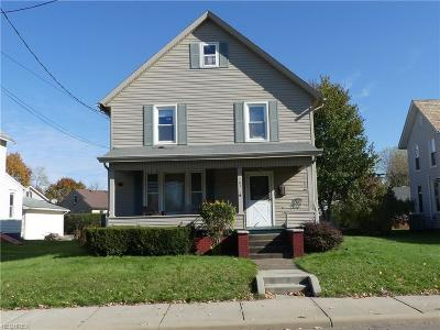 Single Family Home For Sale: 107 Murray Ave
