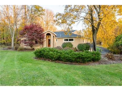 Summit County Single Family Home For Sale: 1481 Prospect Rd