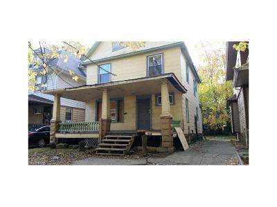 Cleveland Single Family Home For Sale: 10810 Gooding Ave