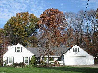Lake County Single Family Home For Sale: 35305 Dixon Rd