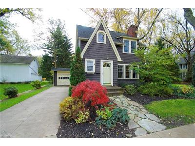 Chardon Single Family Home For Sale: 111 5th Ave