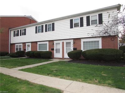 North Olmsted Condo/Townhouse For Sale: 3920 Brendan #H616