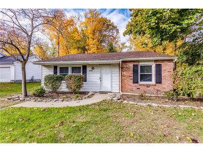 Madison Single Family Home For Sale: 1836 Green Rd
