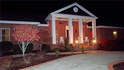 Vienna Single Family Home For Sale: 5003 11th Ave