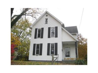 Single Family Home For Sale: 935 South Seneca Ave