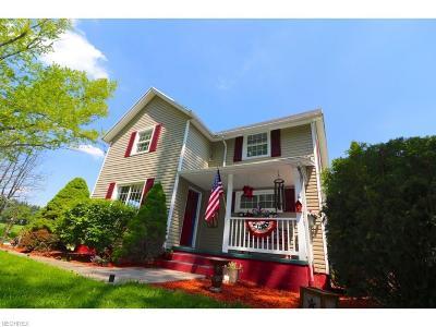 Ravenna Single Family Home For Sale: 5094 Lakewood Rd