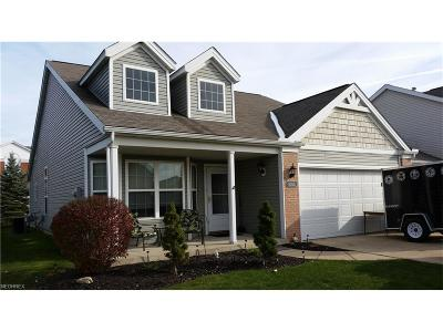 Olmsted Township Single Family Home For Sale: 8569 Emerald Oval North