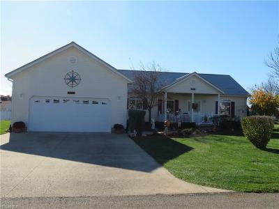 Muskingum County Single Family Home For Sale: 6285 Arnies Dr