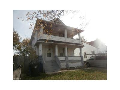 Cleveland Multi Family Home For Sale: 4463 West 149th St