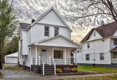 Single Family Home For Sale: 4715 Bridge Ave