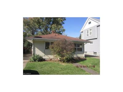 Elyria Single Family Home For Sale: 276 Marseilles Ave