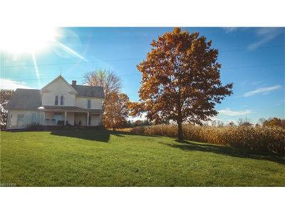 Licking County Single Family Home For Sale: 16700 National Rd
